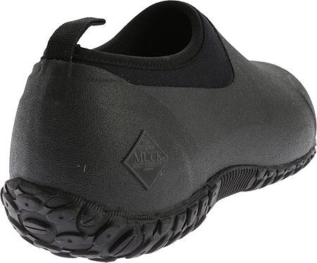 Men's Muck Boots Muckster II Low Slip-On, Black, large, image 4
