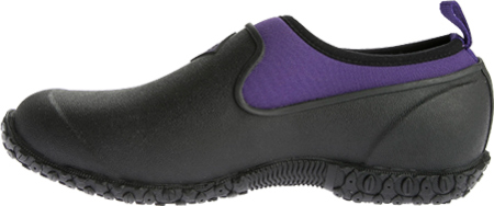 Women's Muck Boots Muckster II Low Slip-On, Black/Purple, large, image 3