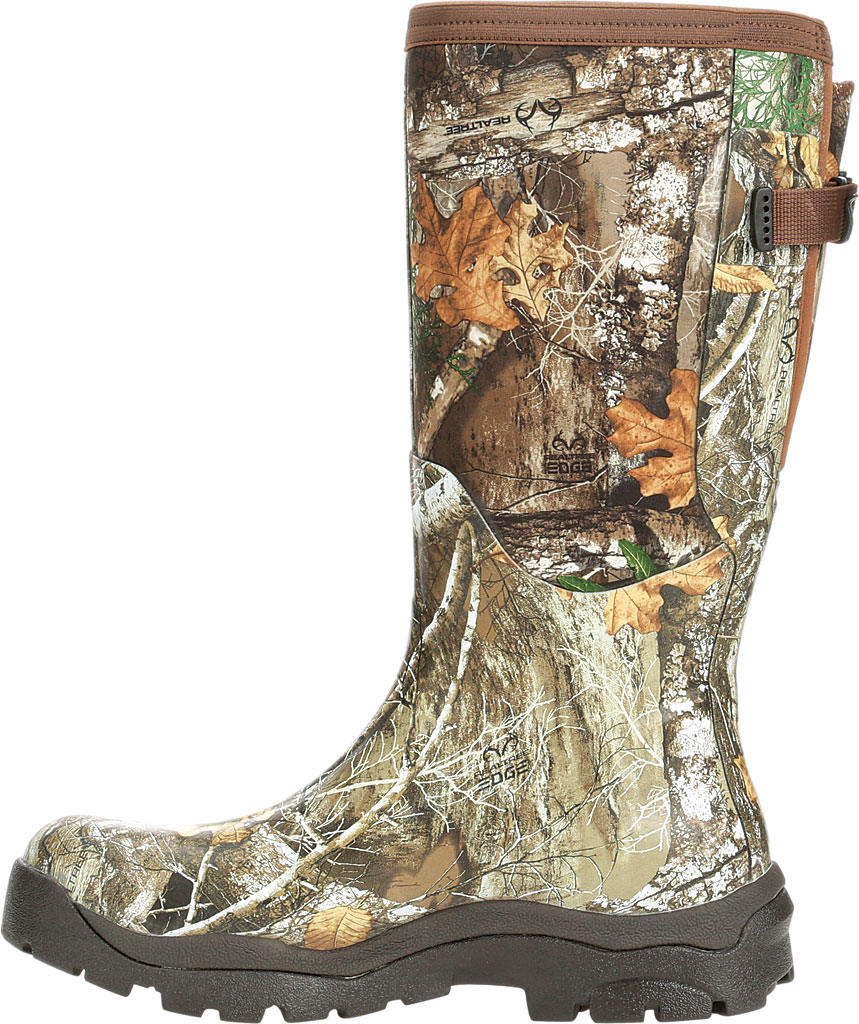 Women's Muck Boots Woody Max XF Alpine Knee High Boot, Bison/Realtree Edge, large, image 3