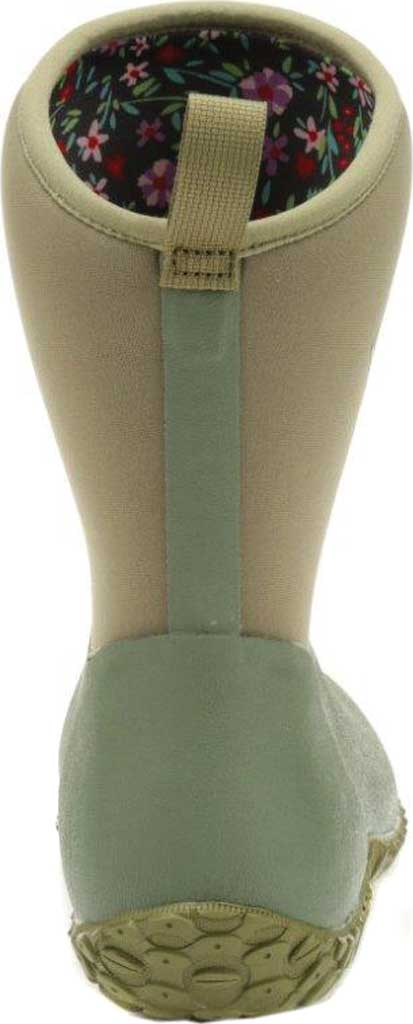 Women's Muck Boots Muckster II Low Bootie, Green, large, image 3