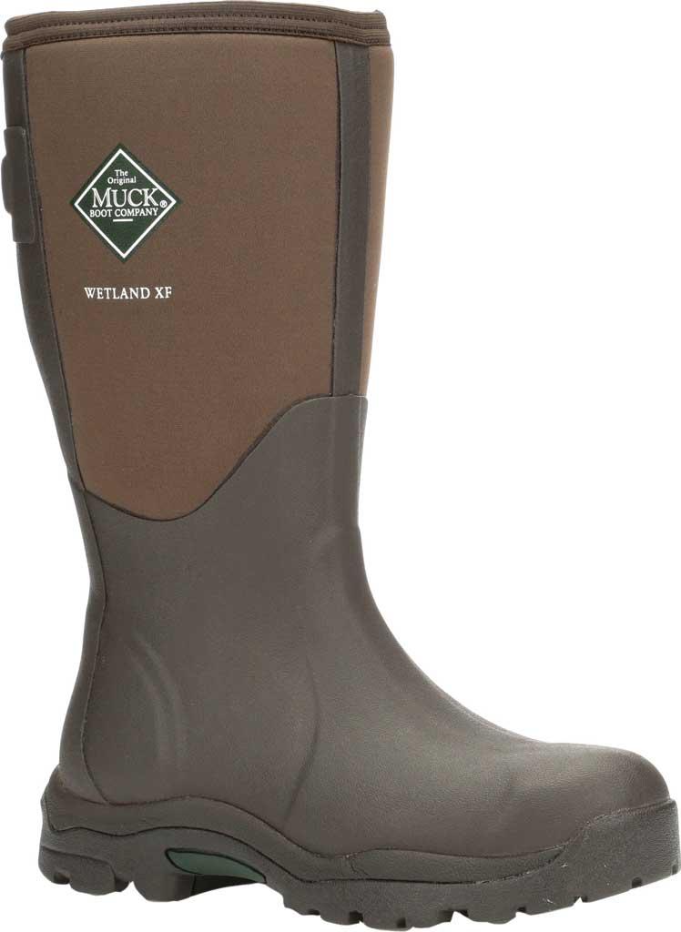 Women's Muck Boots Wetland XF Knee High Boot, Bark, large, image 1