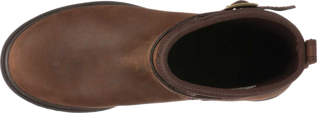 Women's Muck Boots Liberty Ankle Leather Boot, Brown, large, image 5