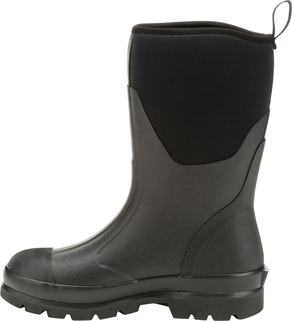Women's Muck Boots Chore Mid Calf Boot, Black, large, image 3