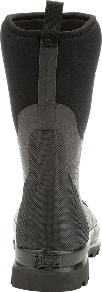 Women's Muck Boots Chore Mid Calf Boot, Black, large, image 4