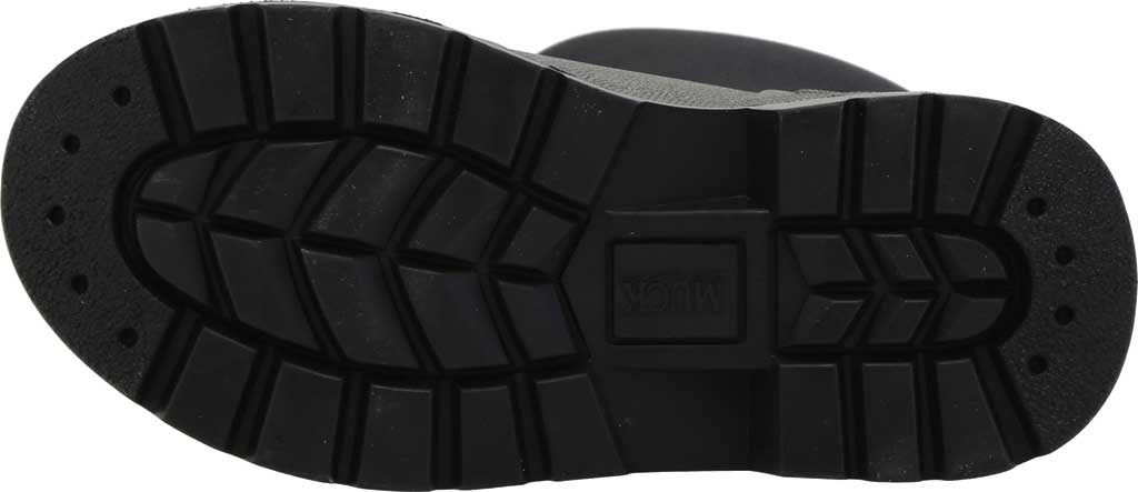 Children's Muck Boots Chore Work Boot, Black, large, image 6
