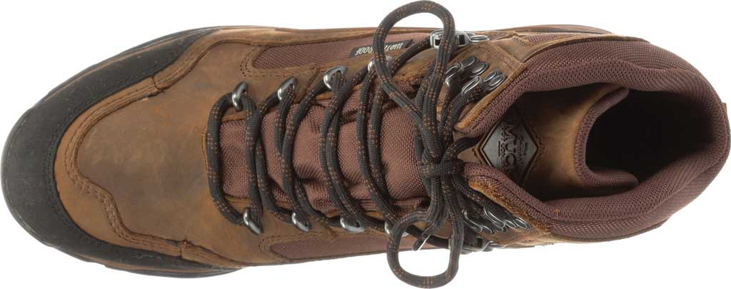 """Men's Muck Boots Summit Lace 8"""" Non-Insulated Boot, Brown/Black, large, image 5"""
