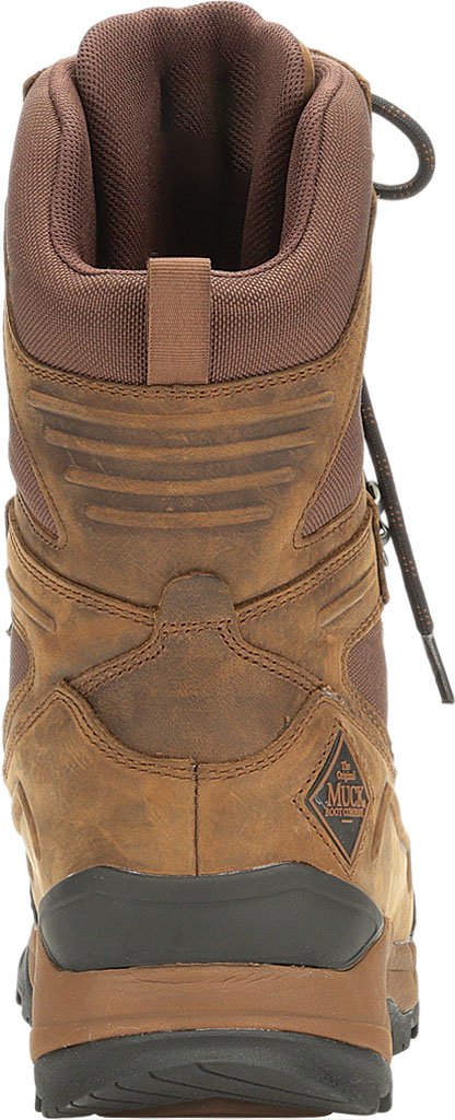 """Men's Muck Boots Summit Lace 10"""" Insulated Boot, Brown/Black, large, image 4"""