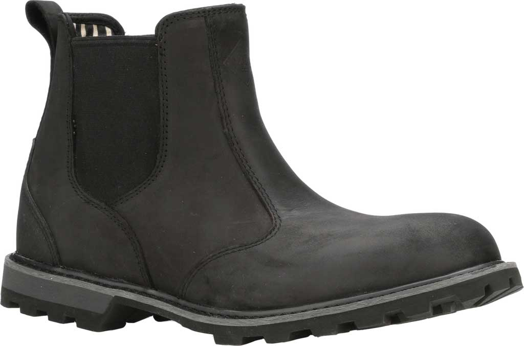 Men's Muck Boots Chelsea Boot, Black, large, image 1