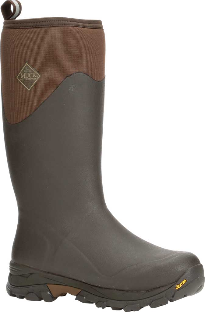 Men's Muck Boots Arctic Ice AG Tall Boot, Brown, large, image 1