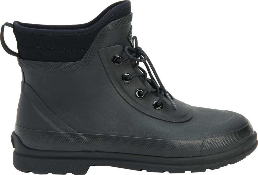 Men's Muck Boots Muck Originals Modern Lace Up Waterproof Boot, Black, large, image 1