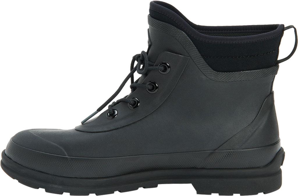 Men's Muck Boots Muck Originals Modern Lace Up Waterproof Boot, Black, large, image 2