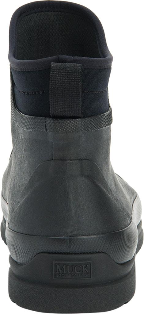 Men's Muck Boots Muck Originals Modern Lace Up Waterproof Boot, Black, large, image 3