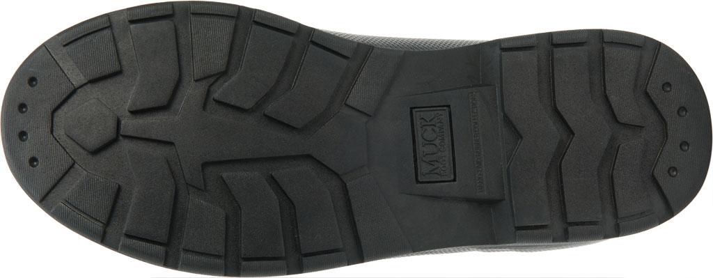 Men's Muck Boots Muck Originals Modern Lace Up Waterproof Boot, Black, large, image 5