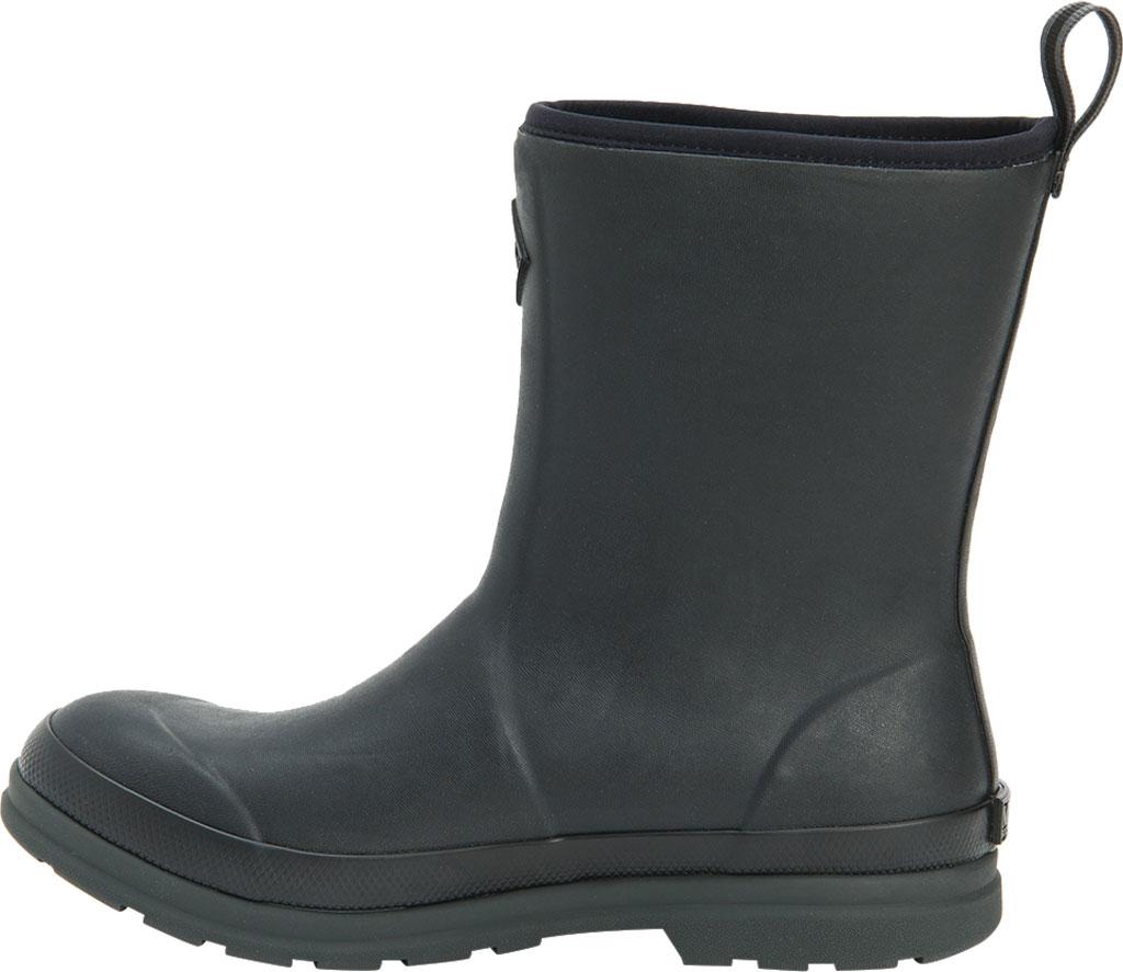 Women's Muck Boots Muck Originals Pull On Mid Waterproof Boot, Black, large, image 3