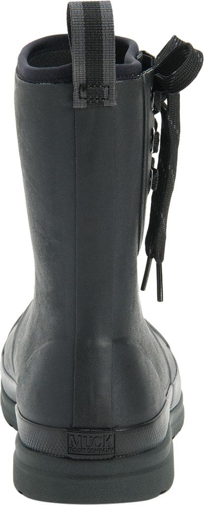 Women's Muck Boots Muck Originals Pull On Mid Waterproof Boot, Black, large, image 4