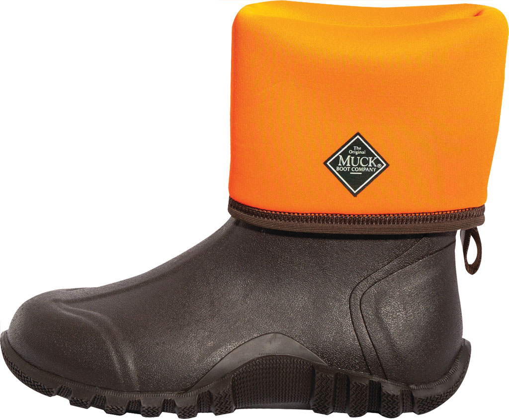 Men's Muck Boots Edgewater Classic High Waterproof Work Boot, Brown, large, image 2