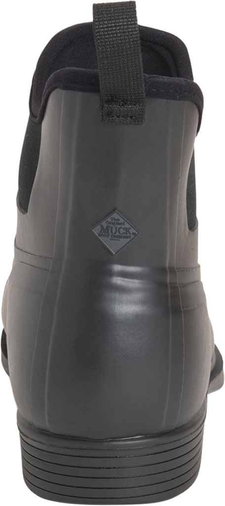 Women's Muck Boots Derby Equestrian Pull On Boot, Black, large, image 4