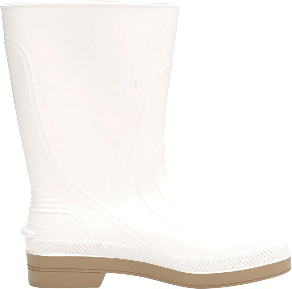 "Men's XTRATUF 11"" Shrimp Boot, White PVC, large, image 2"