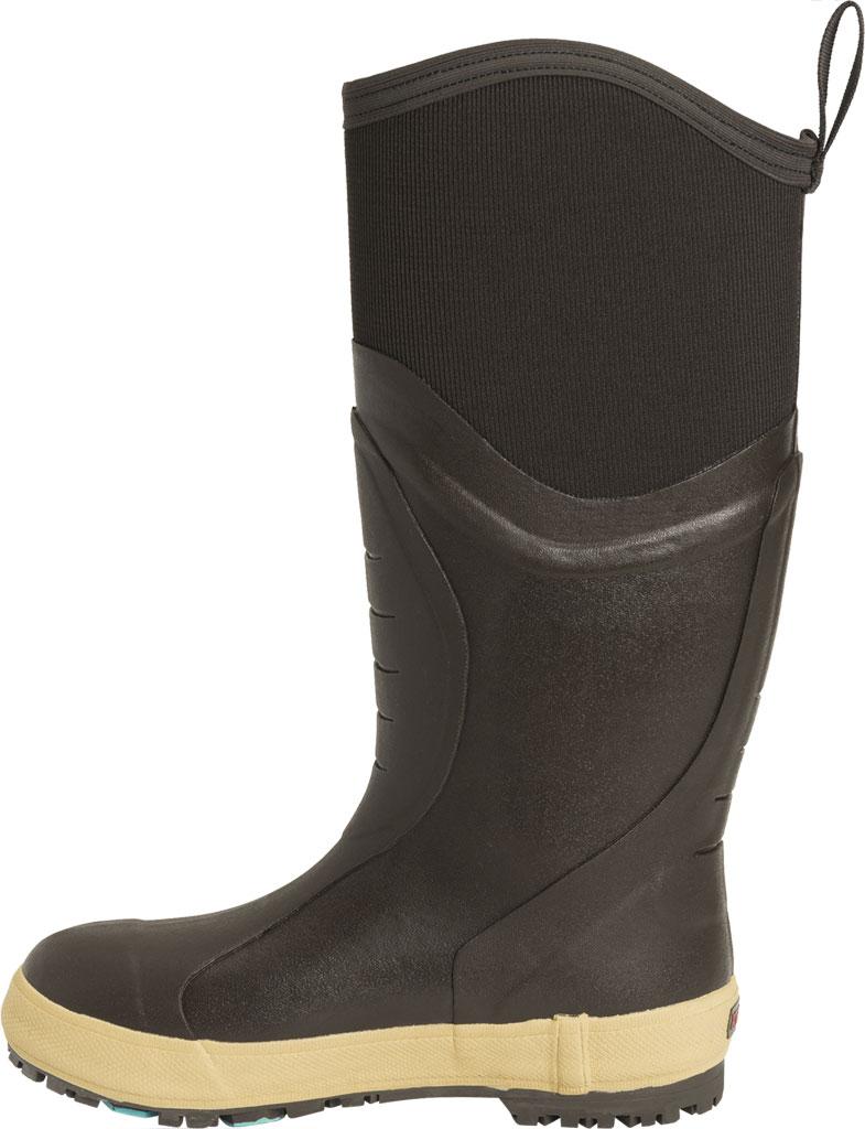 """Men's XTRATUF 15"""" Swingsaw GlacierTrek Pro Legacy Boot, Brown HDR Rubber/Neoprene, large, image 3"""