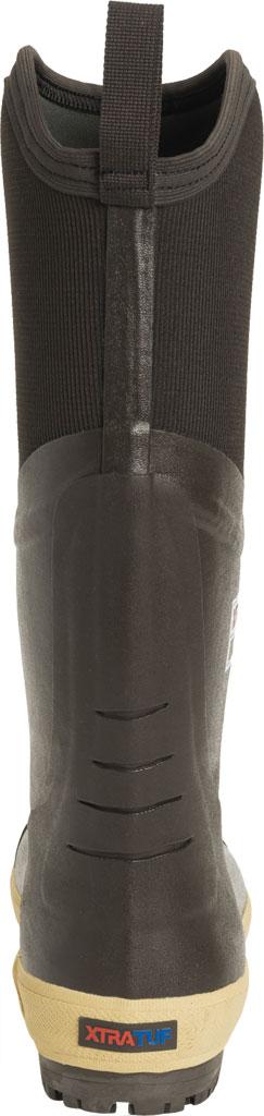"""Men's XTRATUF 15"""" Swingsaw GlacierTrek Pro Legacy Boot, Brown HDR Rubber/Neoprene, large, image 4"""