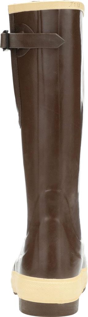 "Men's XTRATUF 15"" Legacy Gusset Wide Calf Boot, Copper/Tan Latex/Neoprene, large, image 4"