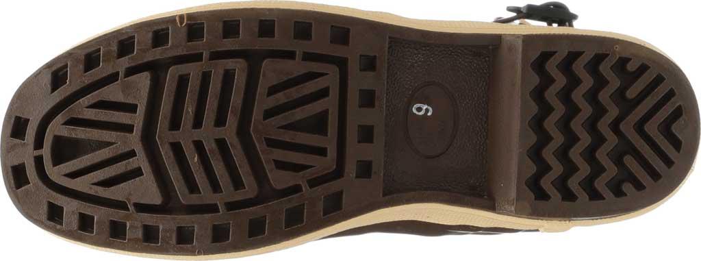 "Men's XTRATUF 15"" Legacy Gusset Wide Calf Boot, Copper/Tan Latex/Neoprene, large, image 6"