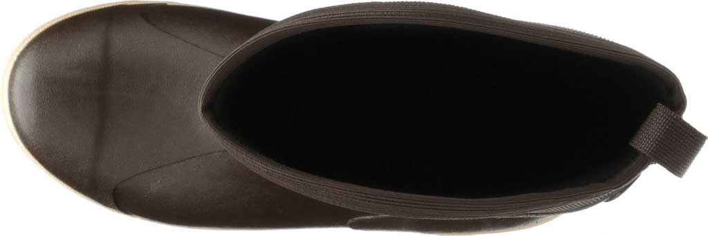 "Men's XTRATUF 15"" Elite Plain Toe Insulated Fishing Boot, Copper/Tan Neoprene/Spandura Nylon, large, image 5"