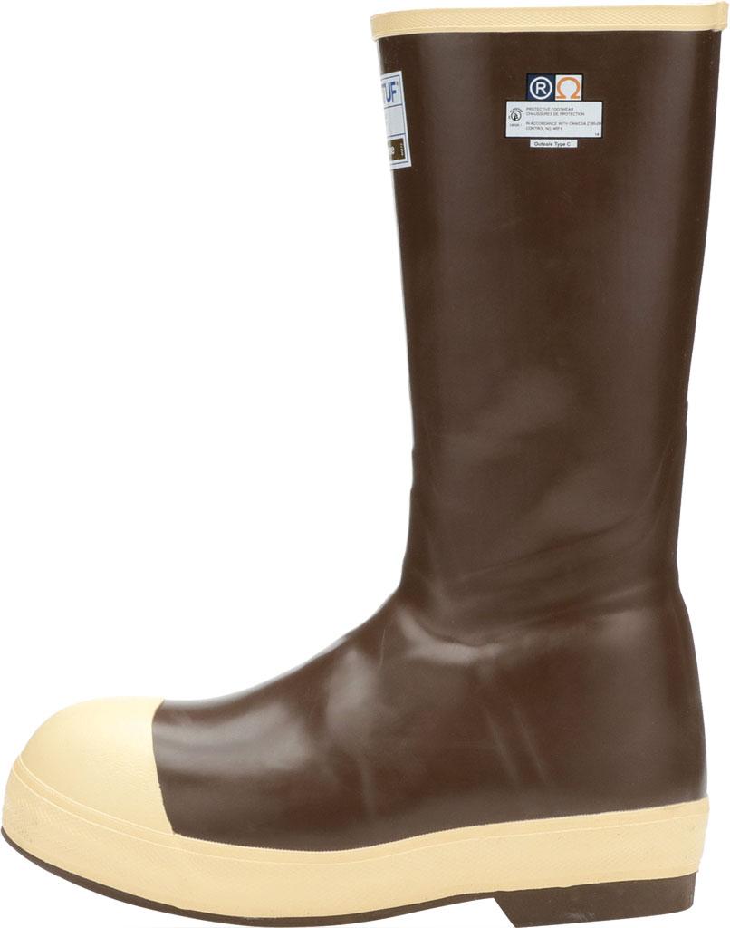 "Men's XTRATUF 15"" Legacy Insulated Steel Toe Fishing Boot, Copper/Tan Latex/Neoprene, large, image 3"