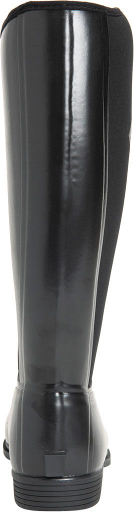 Women's Muck Boots Derby Tall Riding Boot, Black, large, image 4