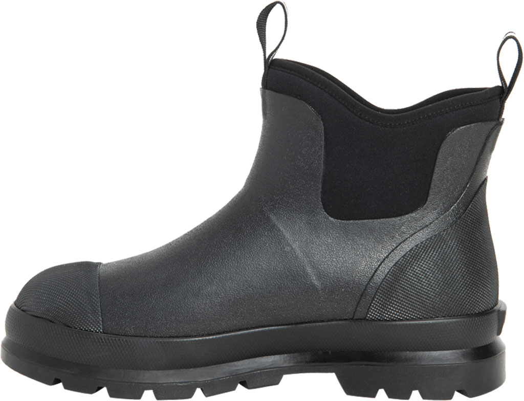 Men's Muck Boots Chore Classic Work Boot, Black, large, image 3