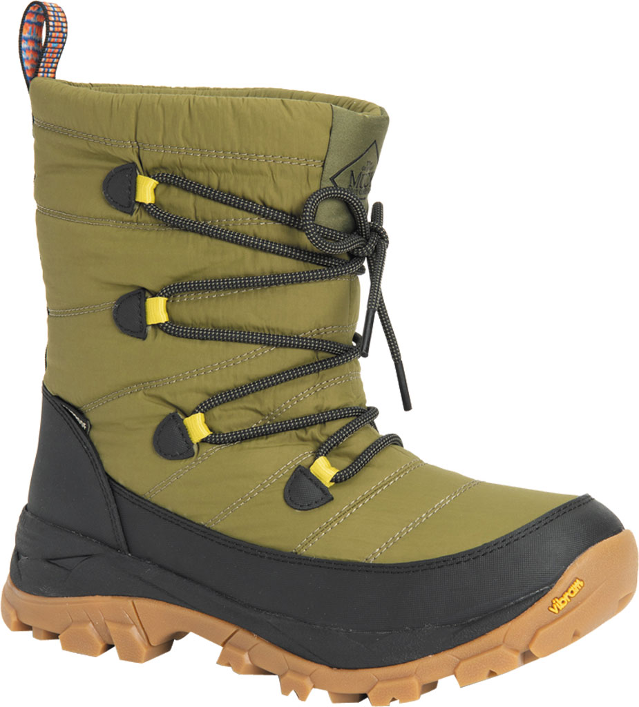 Women's Muck Boots Arctic Ice AG Nomadic Snow Boot, Moss, large, image 1
