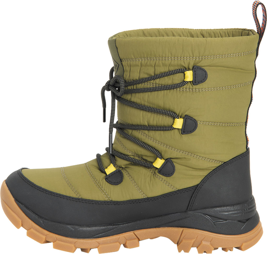 Women's Muck Boots Arctic Ice AG Nomadic Snow Boot, Moss, large, image 3