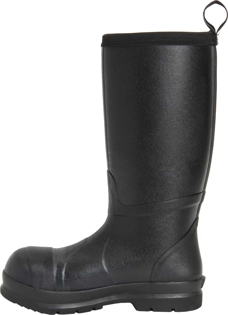 Men's Muck Boots Chore Max Resistant Tall CSA Composite Toe Boot, Black, large, image 3