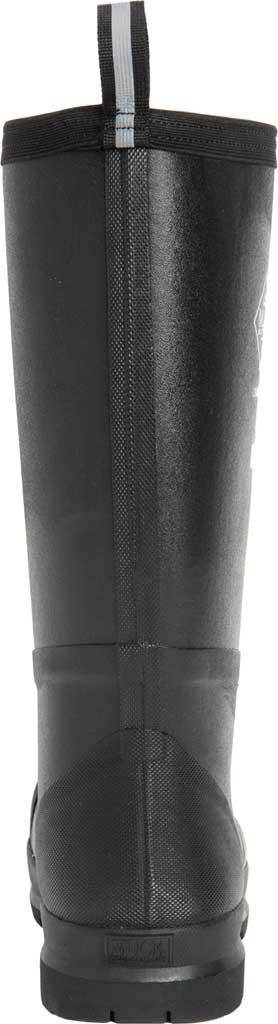 Men's Muck Boots Chore Max Resistant Tall CSA Composite Toe Boot, Black, large, image 4