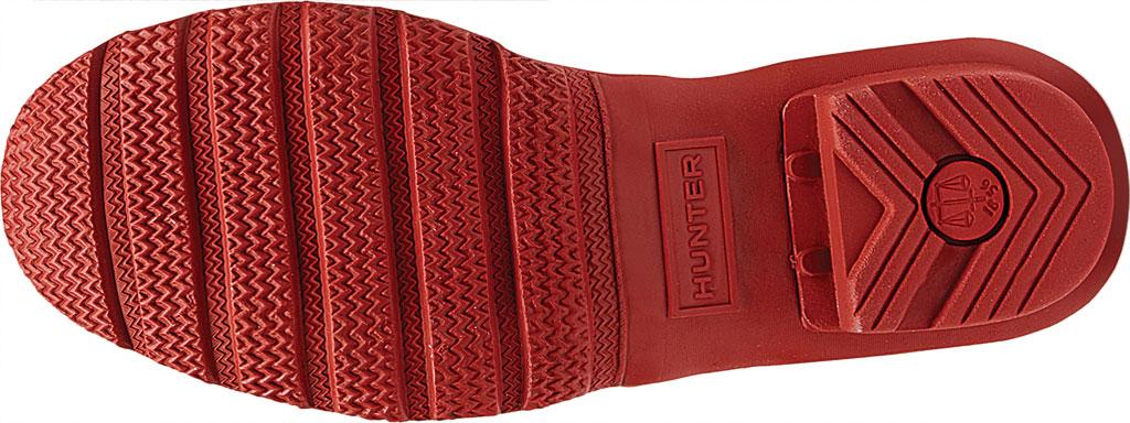 Women's Hunter Original Tall Rain Boot, Military Red, large, image 5