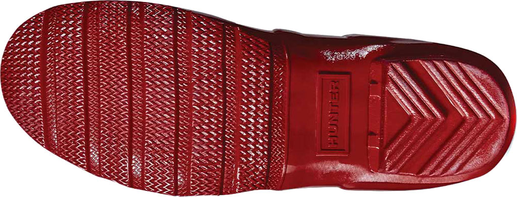 Women's Hunter Original Tall Gloss Rain Boot, Military Red, large, image 3