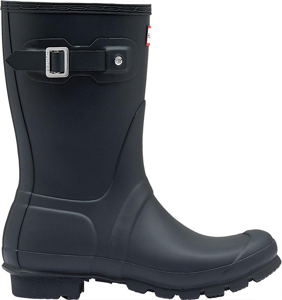 Women's Hunter Original Short Rain Boot, Navy, large, image 2