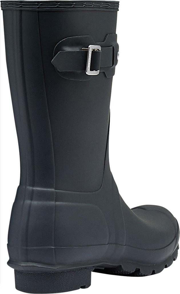 Women's Hunter Original Short Rain Boot, Navy, large, image 3