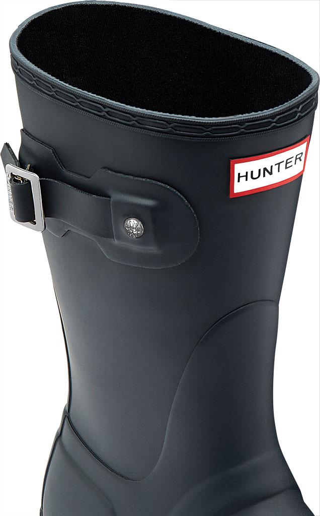 Women's Hunter Original Short Rain Boot, Navy, large, image 4