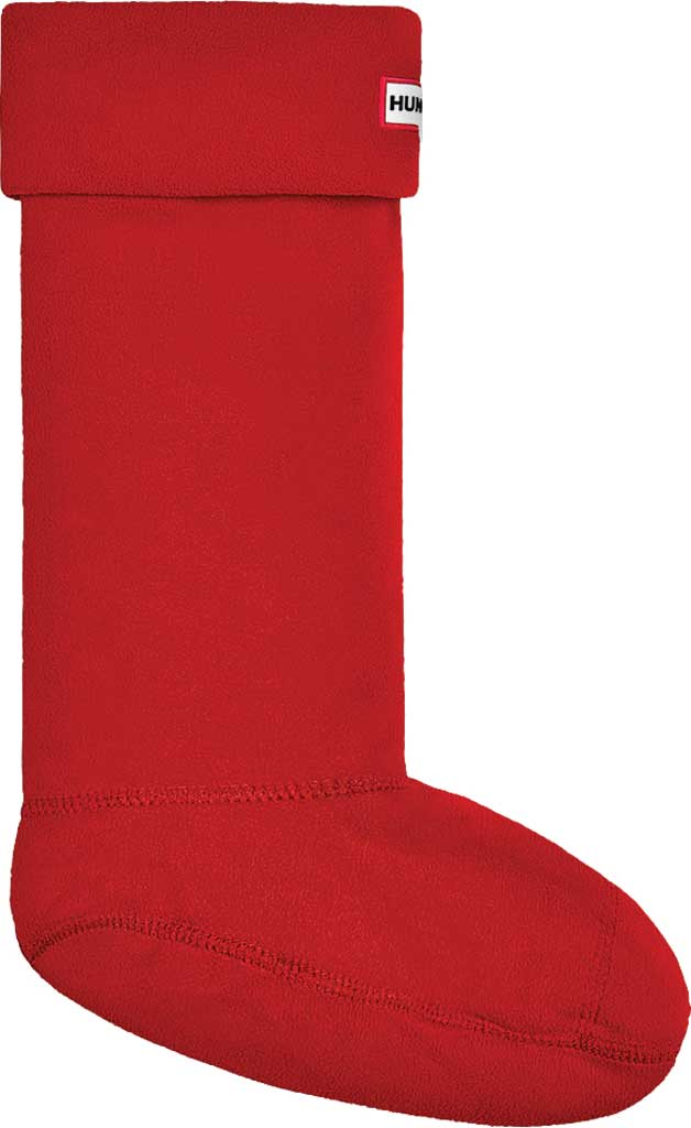 Hunter Boot Sock, Military Red, large, image 1