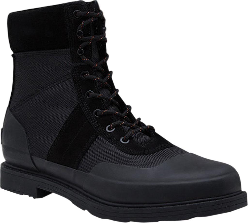 Men's Hunter Original Insulated Commando Boot, Black, large, image 1