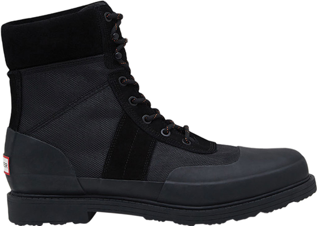 Men's Hunter Original Insulated Commando Boot, Black, large, image 2
