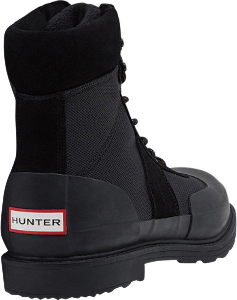 Men's Hunter Original Insulated Commando Boot, Black, large, image 3