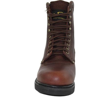 "Men's AdTec 1623 Work Boots 8"", Brown, large, image 3"