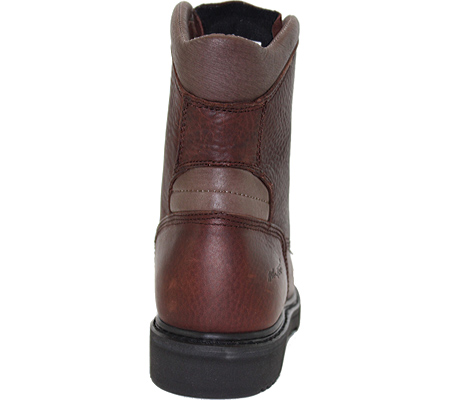 "Men's AdTec 1623 Work Boots 8"", Brown, large, image 4"