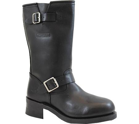 "Men's AdTec 1440 Engineer Boots 13"", Black, large, image 1"