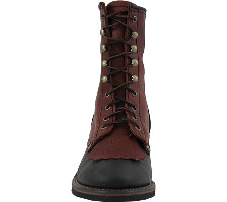 "Men's AdTec 1179 Packer Boots 9"", Chestnut/Dark Cherry, large, image 3"