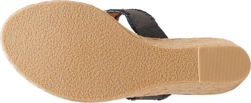 Women's Jack Rogers Jacks Wedge Sandal, Mocha Leather, large, image 5