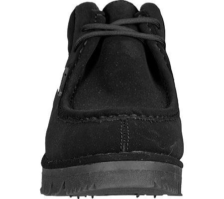 Men's Lugz Fringe, Black Durabrush, large, image 4