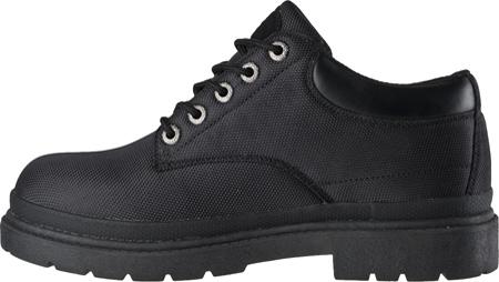 Men's Lugz Drifter Lo Ballistic, Black, large, image 3